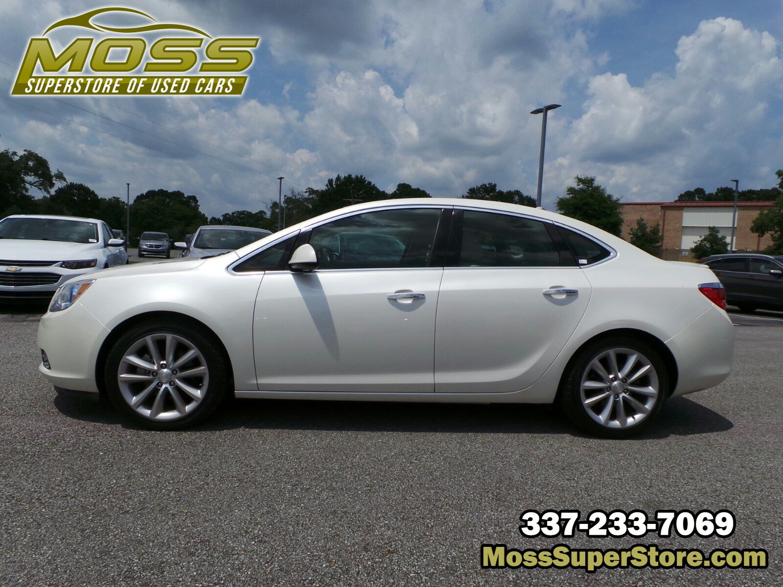 Pre-Owned 2013 Buick Verano Premium Group