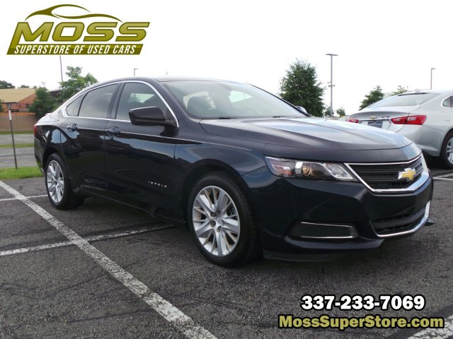 Pre-Owned 2016 Chevrolet Impala LS