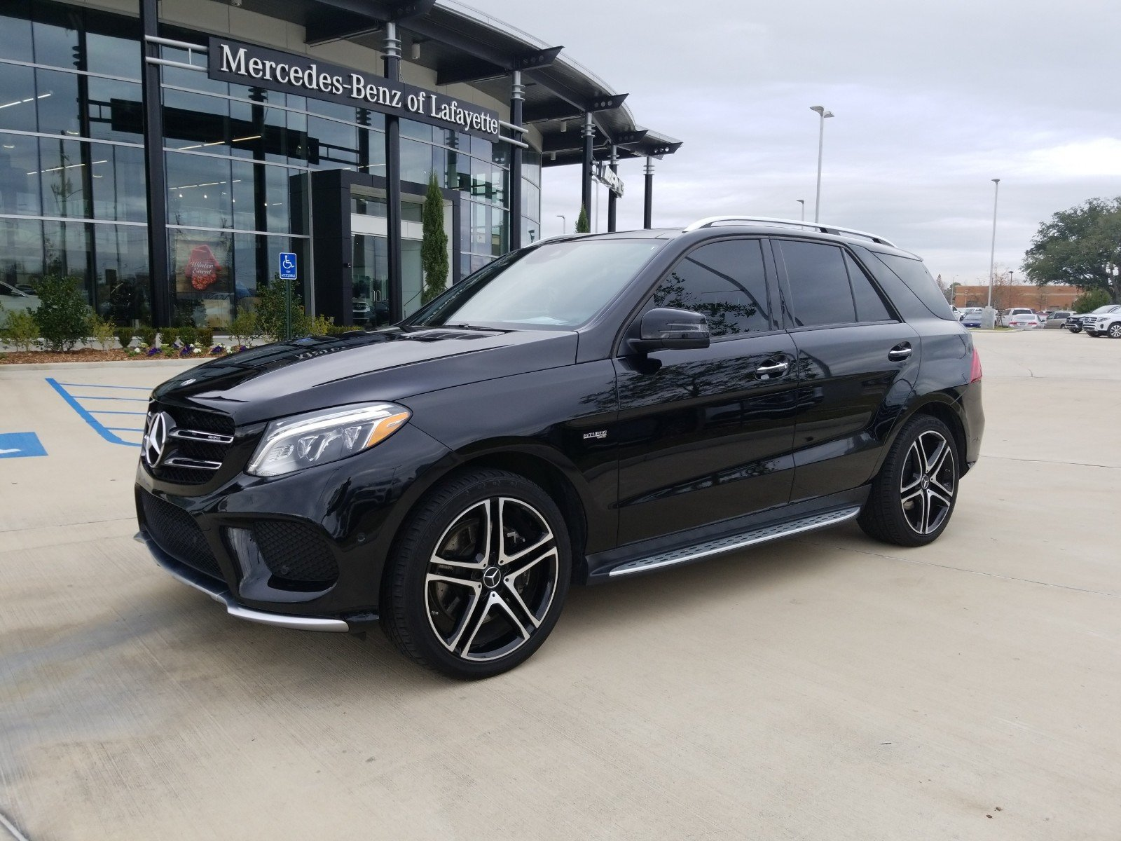 Pre-Owned 2018 Mercedes-Benz GLE AMG® GLE 43 SUV