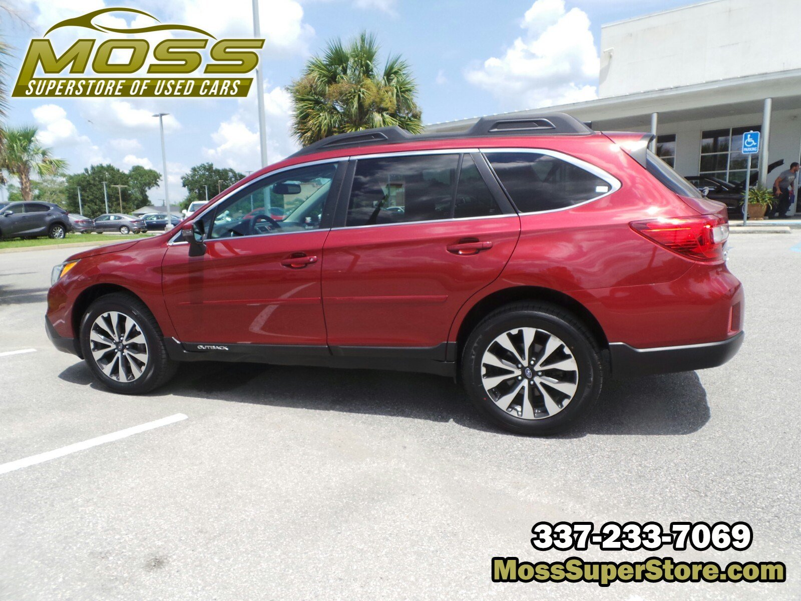 Pre-Owned 2016 Subaru Outback 2.5i Limited