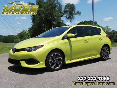 Pre-Owned 2016 Scion iM