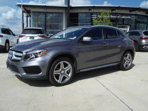 Certified Pre-Owned 2017 Mercedes-Benz GLA GLA 250 Sport