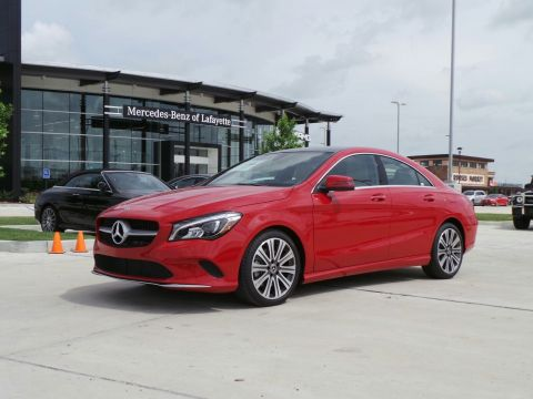 New 2018 Mercedes-Benz CLA CLA 250