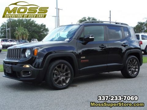Pre-Owned 2016 Jeep Renegade 75th Anniversary
